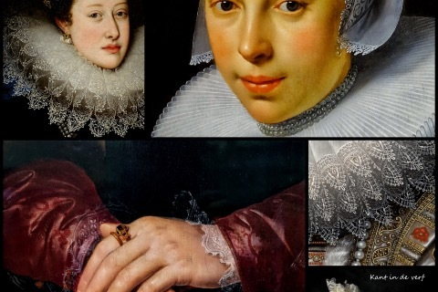 Module: History of lace (part 2)