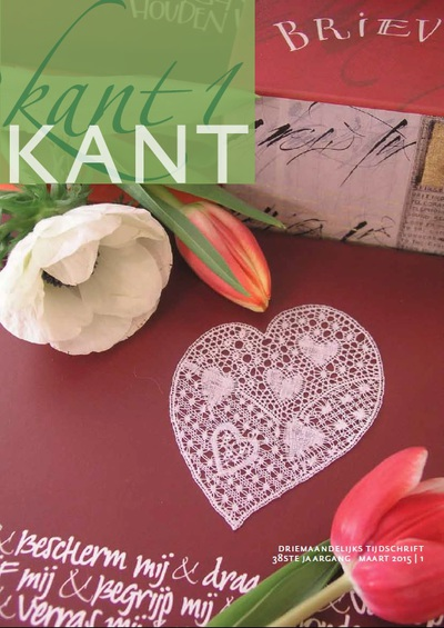 Magazine 'KANT' year 2015 (4 numbers)