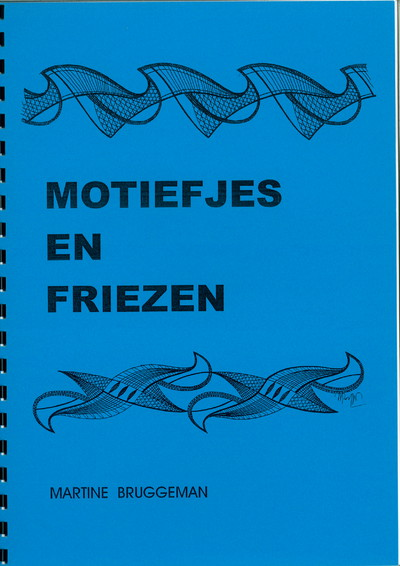 "Motiefjes en friezen (""Motive und Friese"") - Martine Bruggeman"