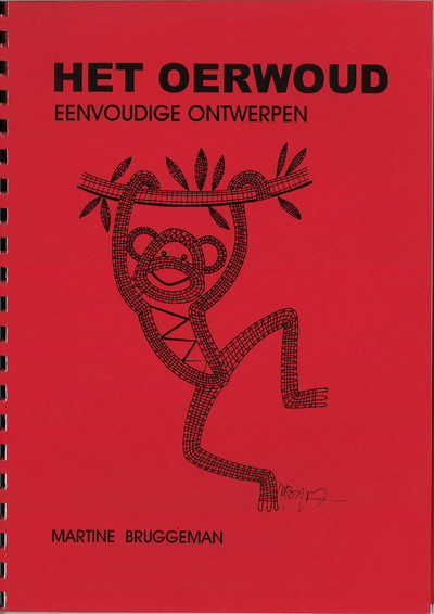 "Het oerwoud (""La jungle - des conceptions simples"") - Martine Bruggeman"