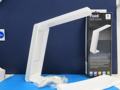 Lamp Foldi white or black