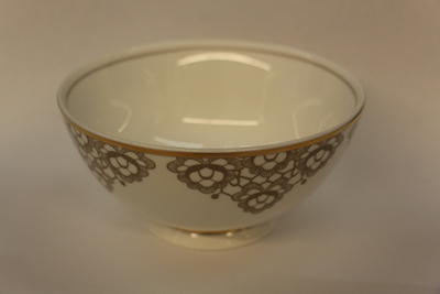 Bowl Cannes Lace Beige