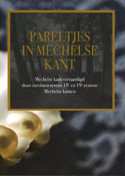 Pareltjes in Mechelse Kant - Marian Muller